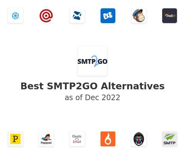 Best SMTP2GO Alternatives