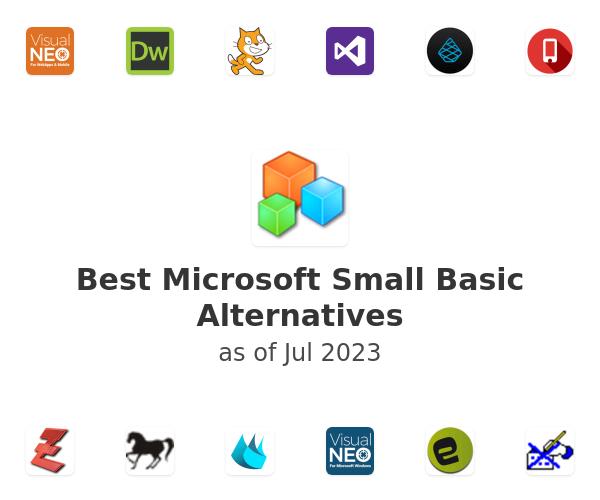Best Microsoft Small Basic Alternatives