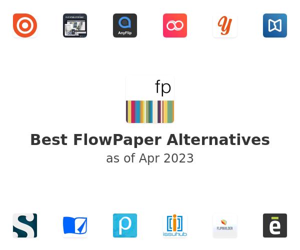 Best FlowPaper Alternatives