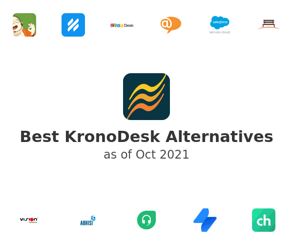Best KronoDesk Alternatives