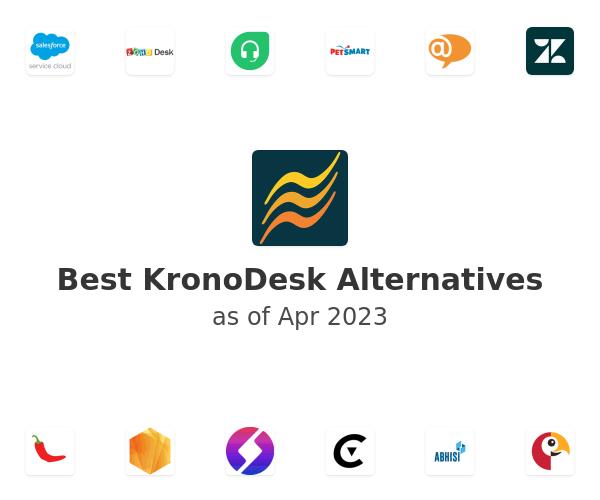 Best KronoDesk Alternatives