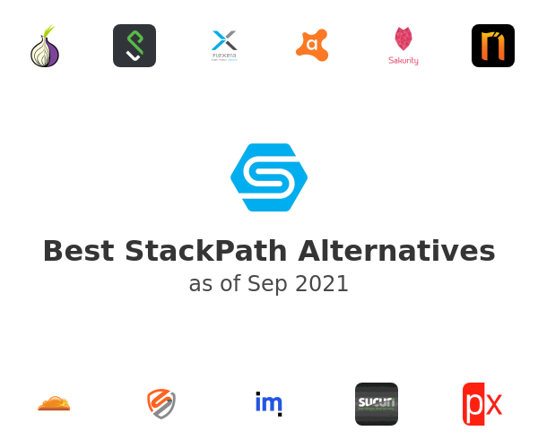 Best StackPath Alternatives