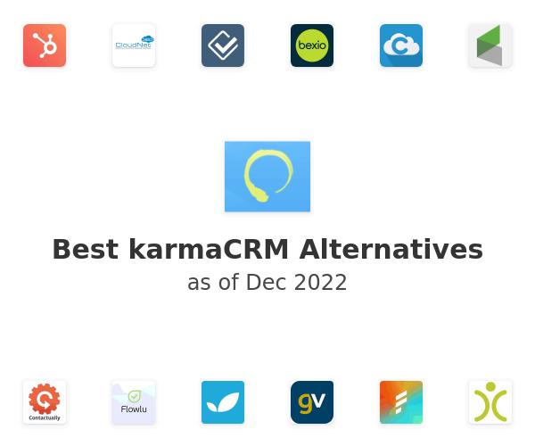 Best karmaCRM Alternatives