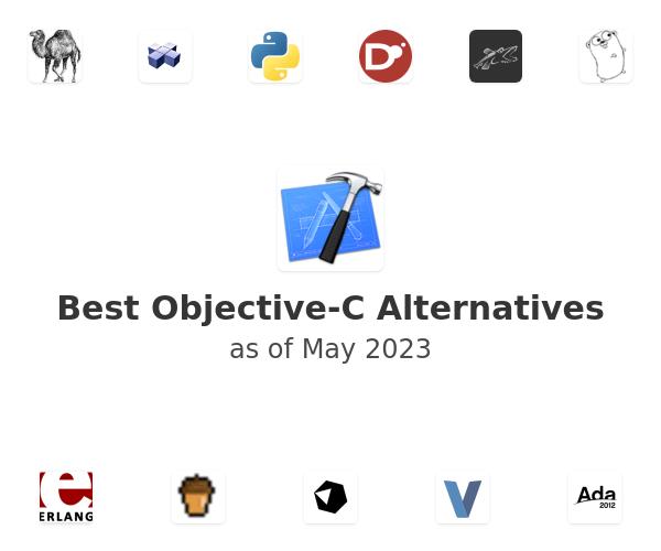 Best Objective-C Alternatives