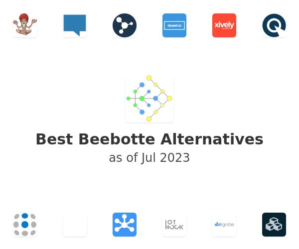 Best Beebotte Alternatives