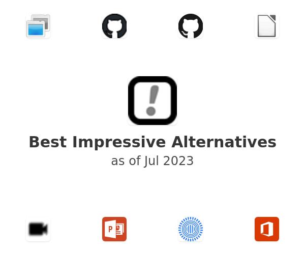 Best Impressive Alternatives