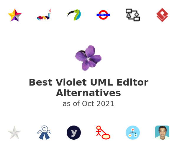 Best Violet UML Editor Alternatives