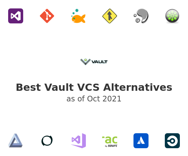 Best Vault VCS Alternatives