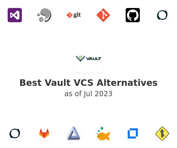 Best Vault VCS Alternatives