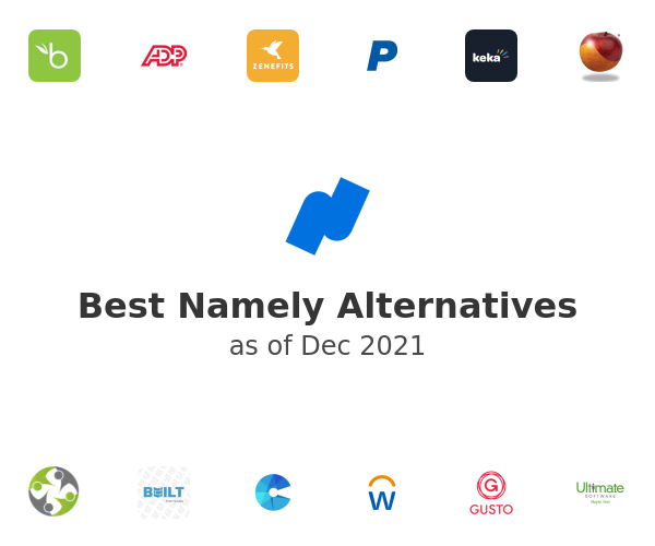 Best Namely Alternatives