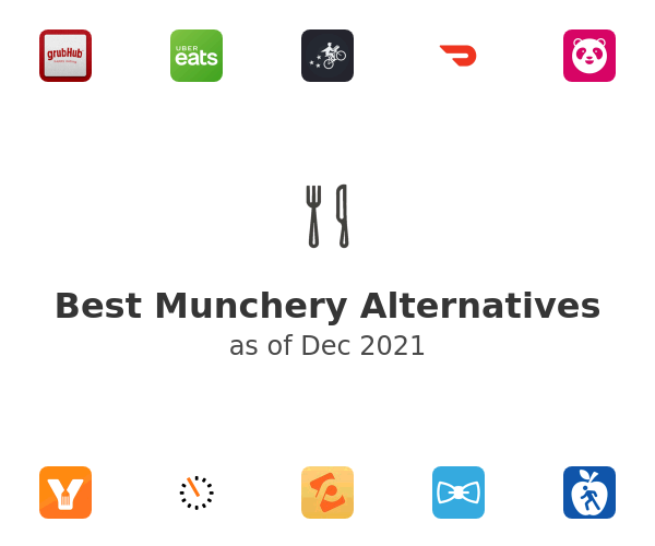 Best Munchery Alternatives