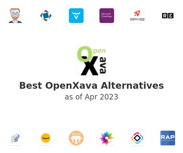 Best OpenXava Alternatives
