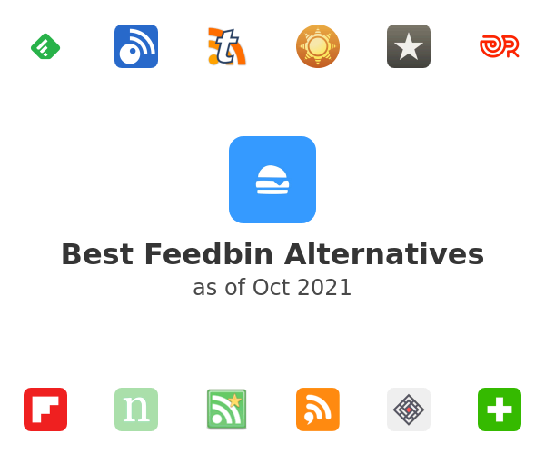 Best Feedbin Alternatives