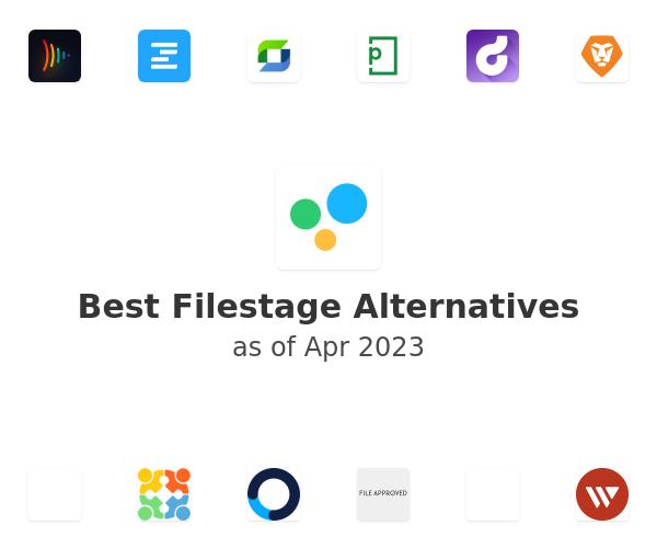 Best Filestage Alternatives