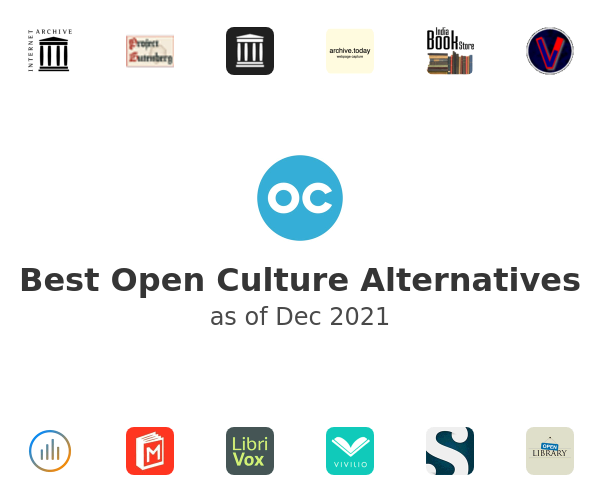 Best Open Culture Alternatives