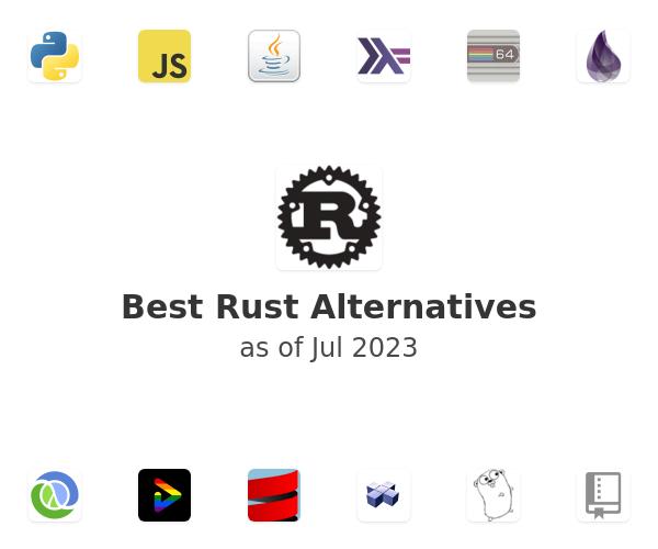 Best Rust Alternatives