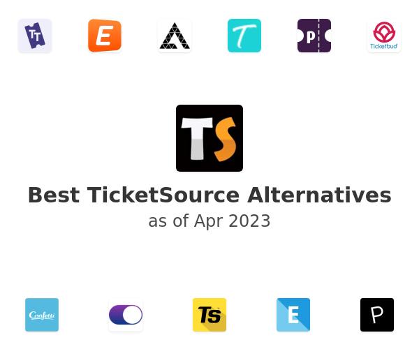 Best TicketSource Alternatives