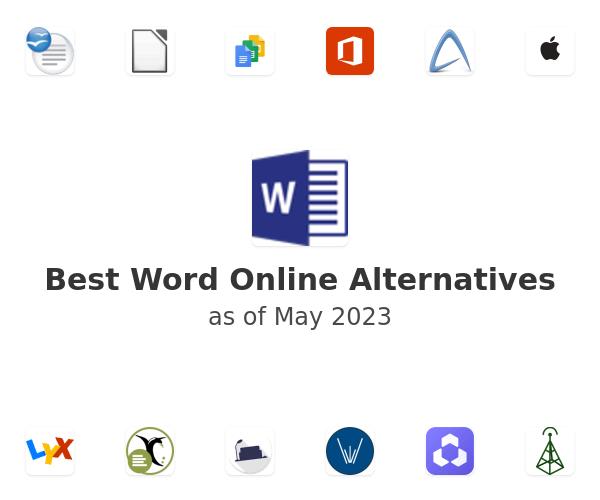 Best Word Online Alternatives