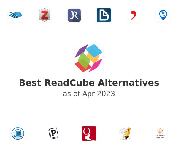 Best ReadCube Alternatives