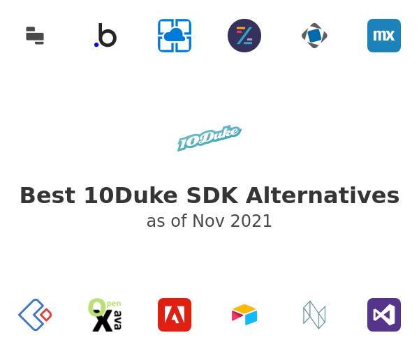 Best 10Duke SDK Alternatives