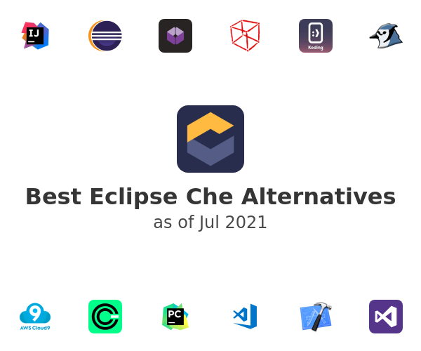 Best Eclipse Che Alternatives