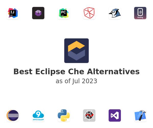 Best Eclipse Che Alternatives