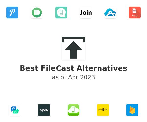 Best FileCast Alternatives