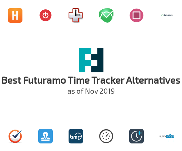 Best Futuramo Time Tracker Alternatives