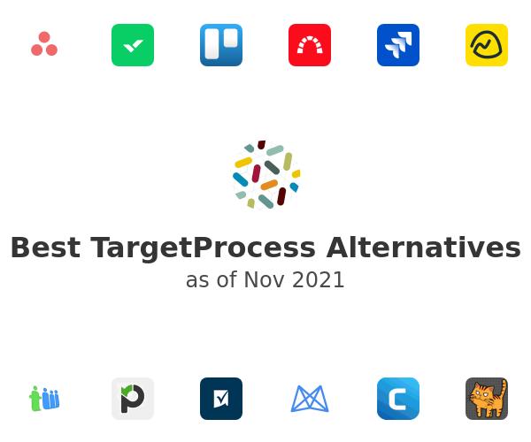 Best TargetProcess Alternatives