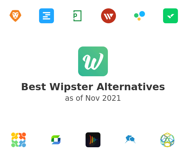 Best Wipster Alternatives