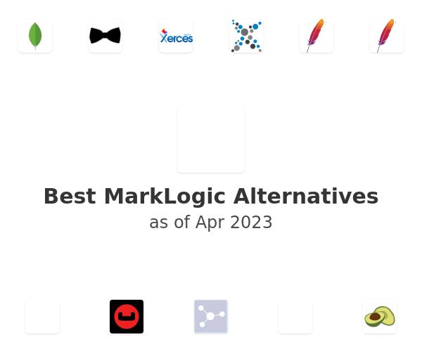 Best MarkLogic Alternatives