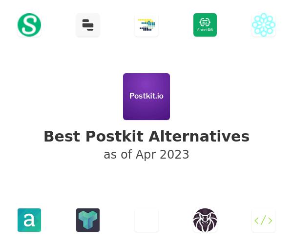 Best Postkit Alternatives