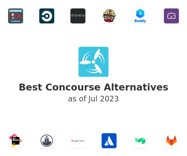 Best Concourse Alternatives