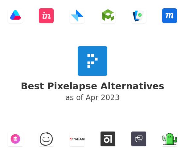 Best Pixelapse Alternatives