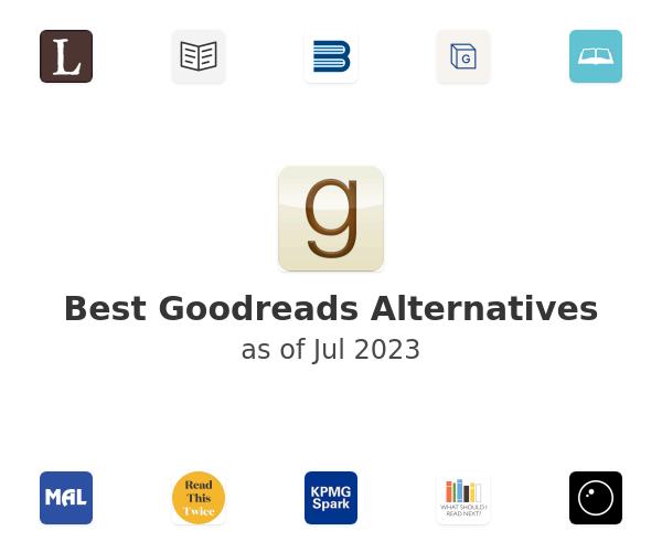 Best Goodreads Alternatives