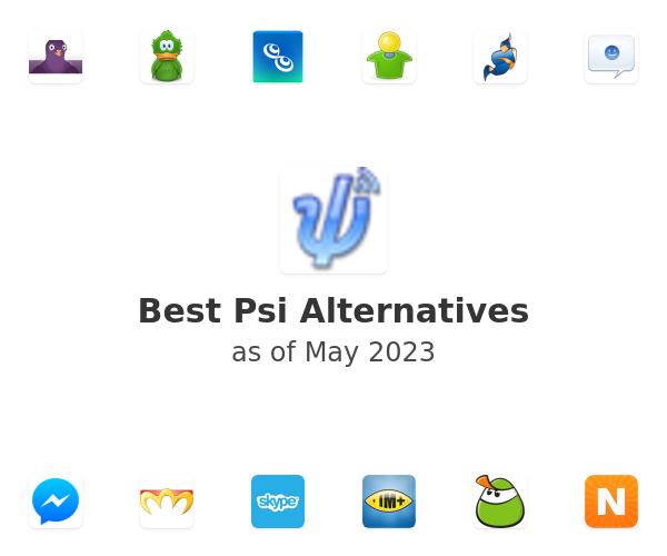 Best Psi Alternatives