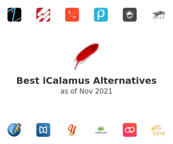 Best iCalamus Alternatives