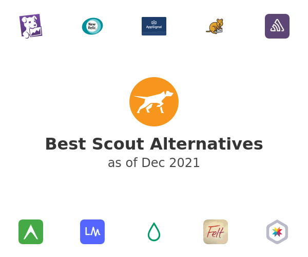 Best Scout Alternatives