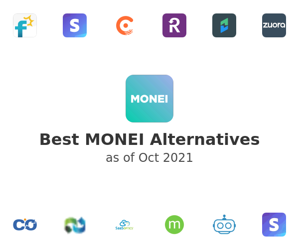 Best MONEI Alternatives