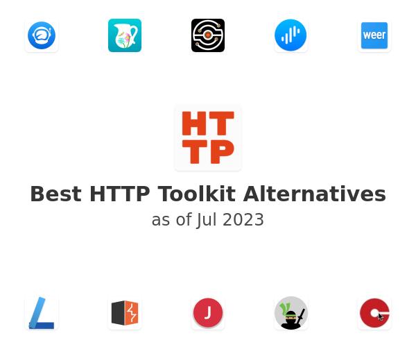 Best HTTP Toolkit Alternatives