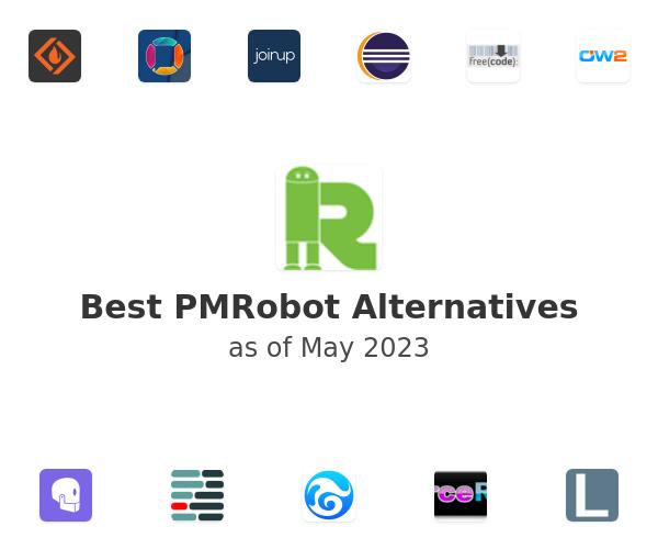 Best PMRobot Alternatives