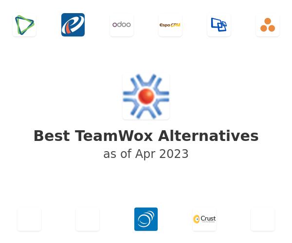 Best TeamWox Alternatives