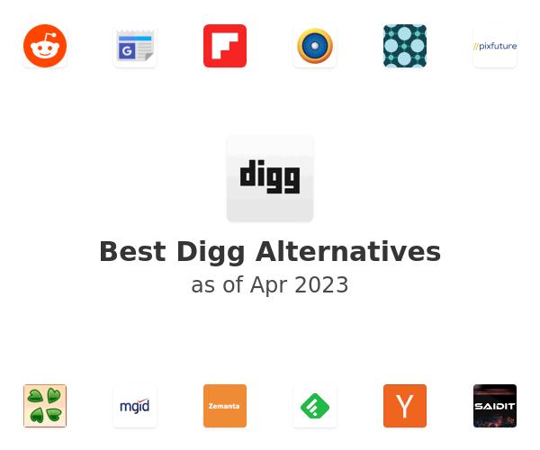 Best Digg Alternatives
