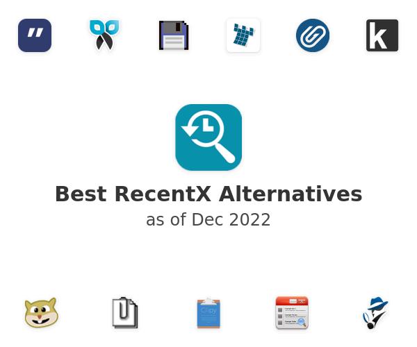 Best RecentX Alternatives