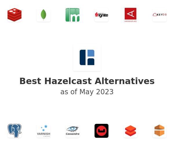 Best Hazelcast Alternatives