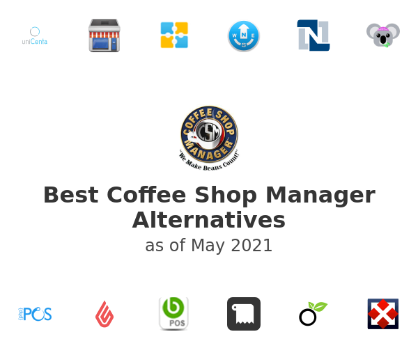 Best Coffee Shop Manager Alternatives