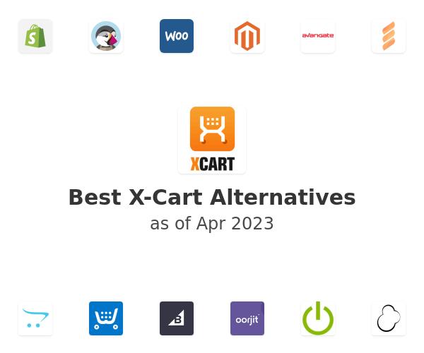 Best X-Cart Alternatives