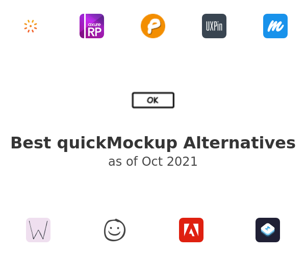 Best quickMockup Alternatives