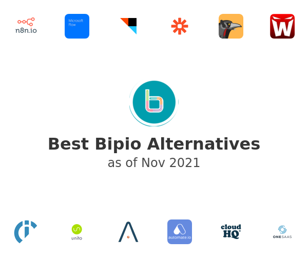 Best Bipio Alternatives