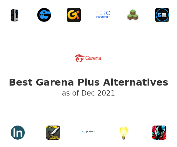 Best Garena Plus Alternatives
